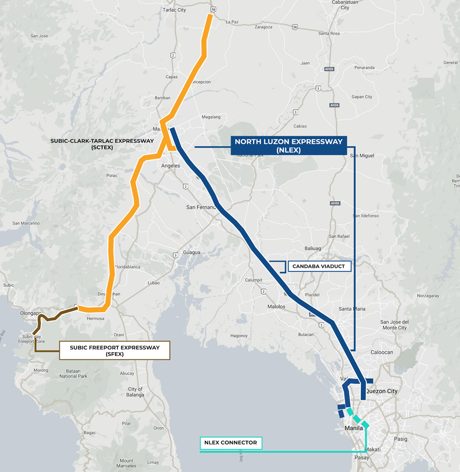 NLEX continues to build new roads in 2021