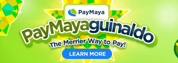 Through the PayMaya PayMayaguinaldo promo, PayMaya users can earn raffle tickets for a chance to win P1 million in the grand raffle draw. Here's how you can earn raffle tickets.