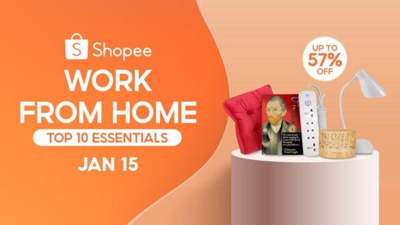 10 Work from Home Essentials You Need for a More Productive 2021