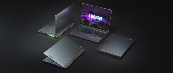 Lenovo Legion Unleashes Absolute Gaming Performance at CES 2021