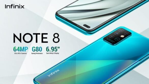 Infinix unveils the sleek, fast, and long-lasting Note 8 in the Philippines