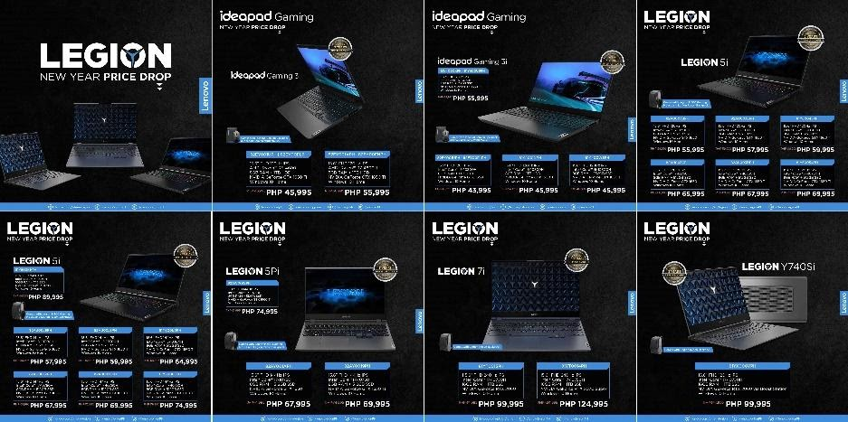 Lenovo Legion gaming PCs elevate the daily grind this 2021