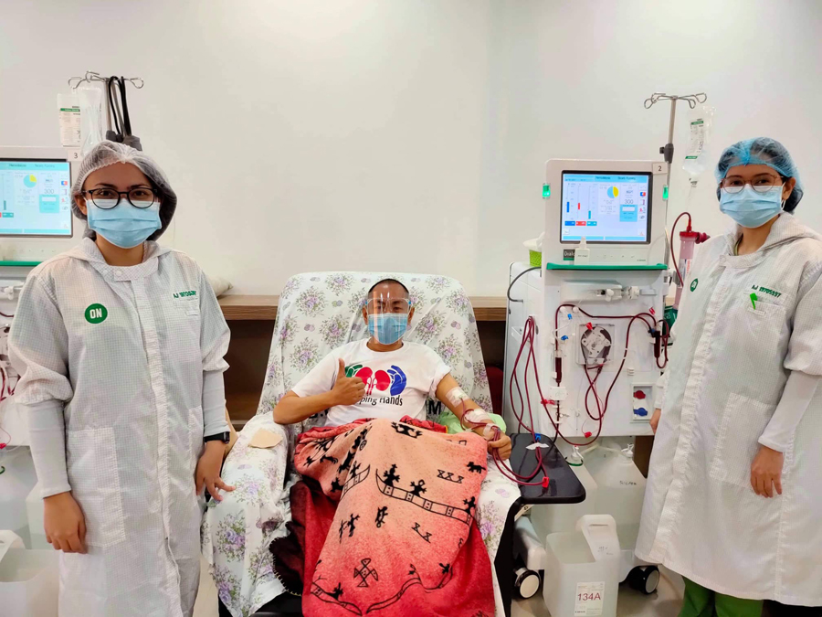 B. Braun Avitum CSR programs bring free dialysis treatments to patients in need