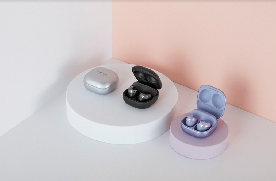 Hear the best of your world with the new Samsung Galaxy Buds Pro
