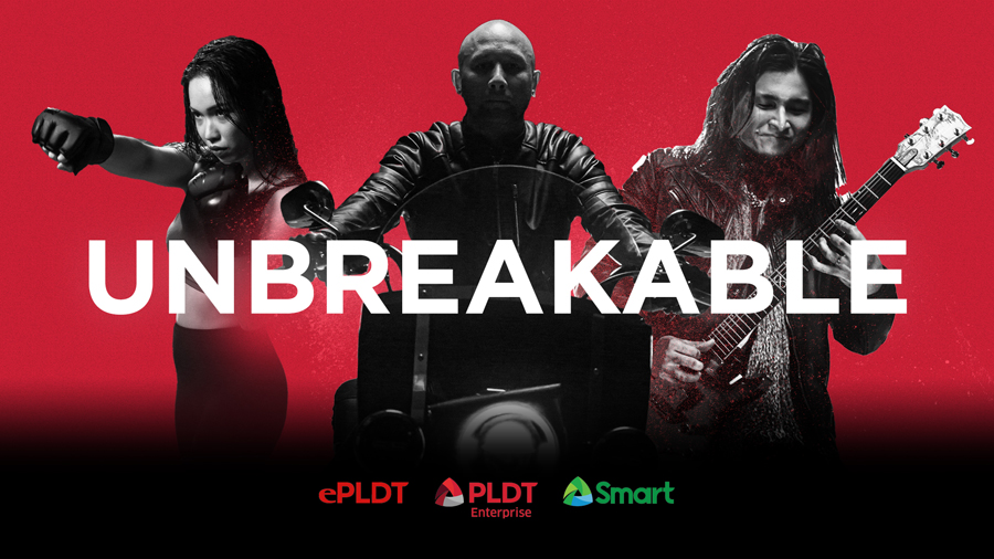 """PLDT Enterprise honors resiliency of Filipino entrepreneurs with """"You Are Unbreakable"""""""