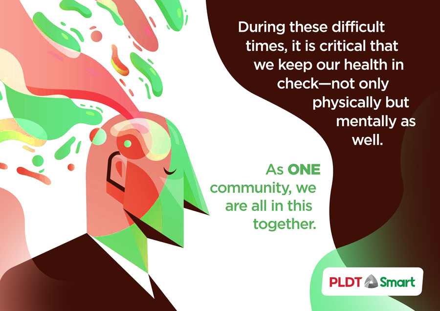 PLDT and Smart advocate for mental wellness and resilience in the workplace
