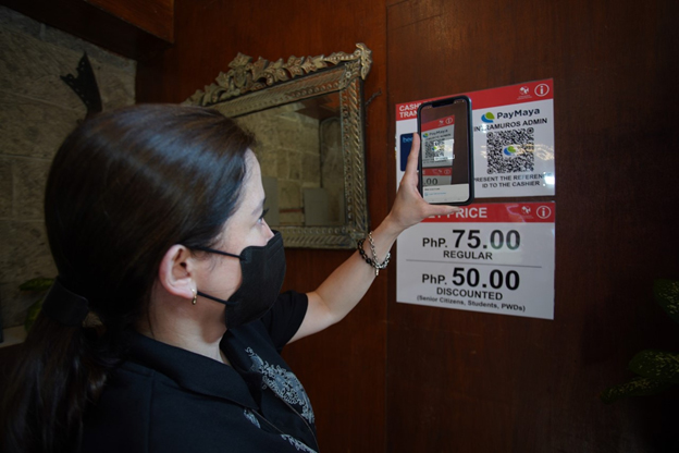DOT, Intramuros tap PayMaya to enable safe re-opening of museums and sites through cashless payments