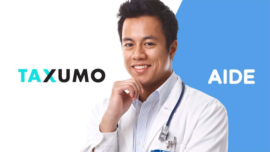 A Cure for Doctors' Tax Woes: The Philippines' Pioneering Tax Filing Online App Taxumo Announces Partnership with the Country's Most Trusted Healthcare & Telemedicine Platform AIDE