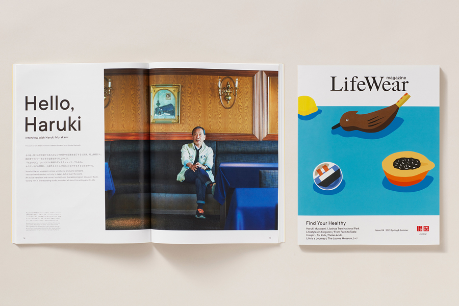 LifeWear Magazine 2021 Spring/Summer Issue Available on March