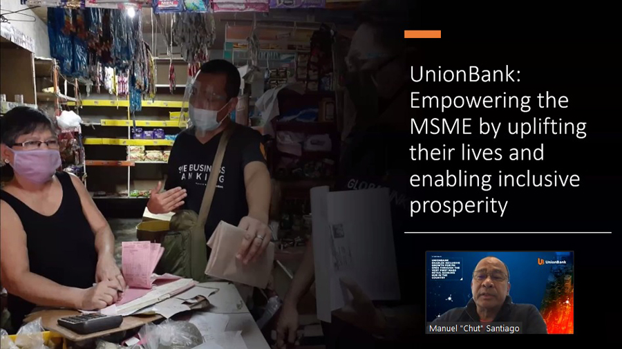 UnionBank opens country's first mass retail banking hub to better support PH MSMEs