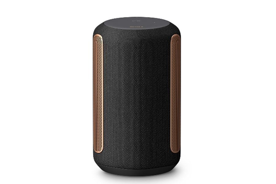 Unique Spatial Sound Technologies for Ambient Room-filling Sound with Sony's Latest Premium Wireless Speaker