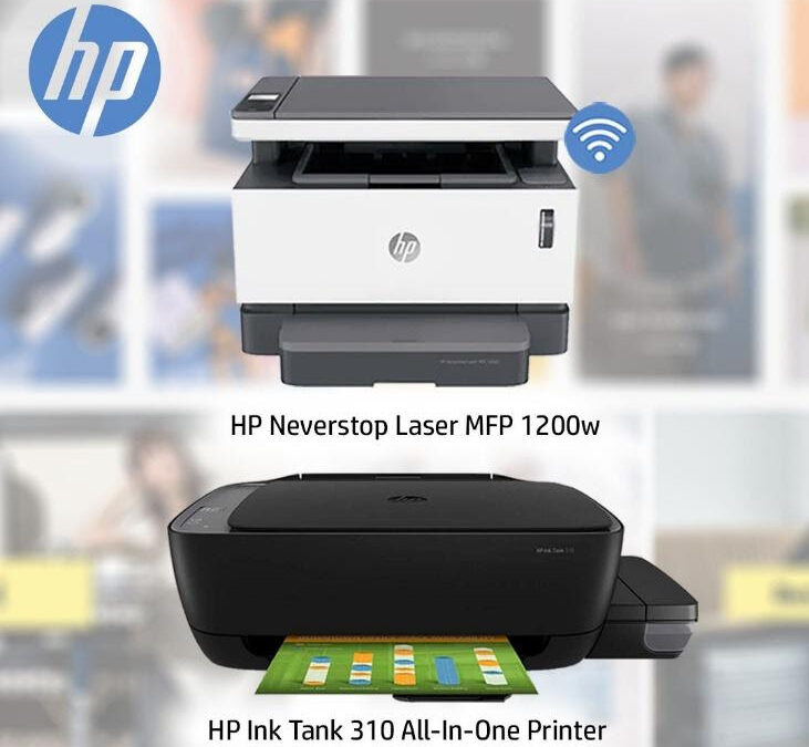 Work hard, play hard: Get amazing discounts when you purchase an HP printer