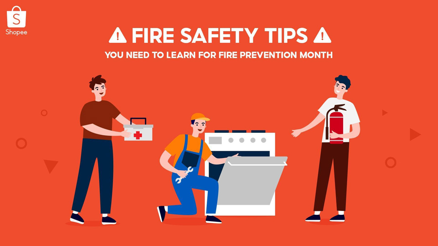 Five Home Fire Safety Tips to Protect Your Family