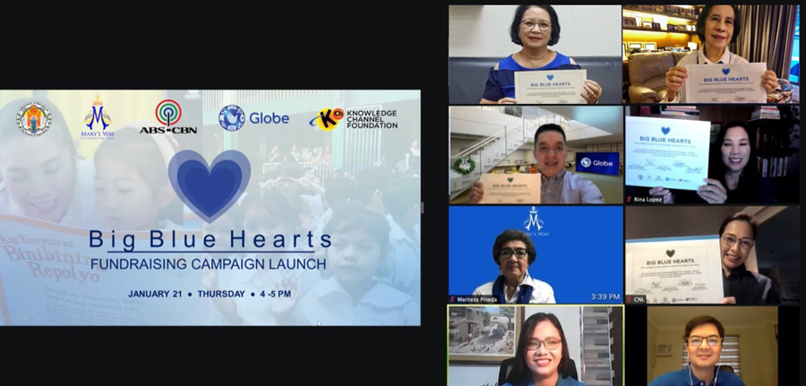 Globe helps over 100 Grade 1 pupils, teachers cope with distance learning