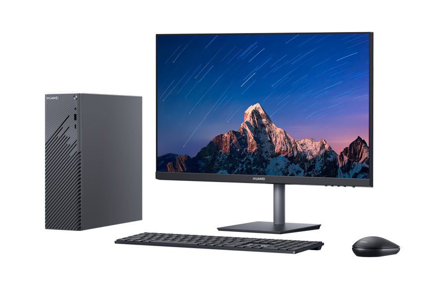Smarter Than Ever: How the Huawei Mate Station S Redefines the PC Experience with the World's First Fingerprint Power on Desktop