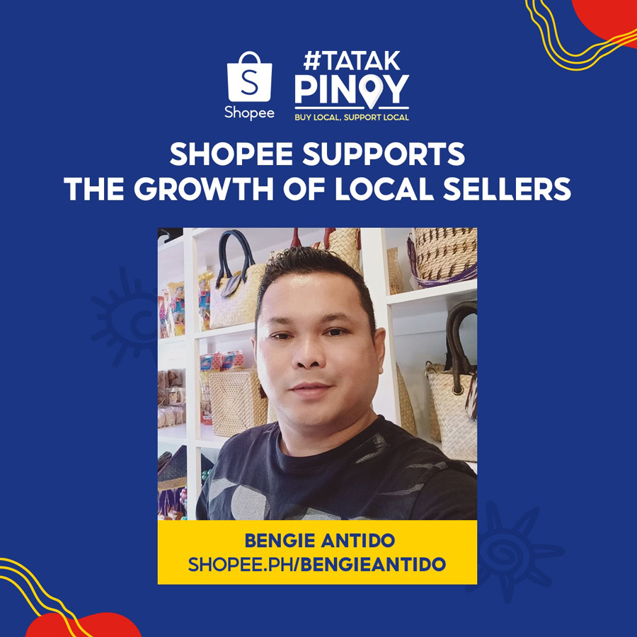 Shopee Supports Local: Sellers Share their #TatakPinoy Success Stories
