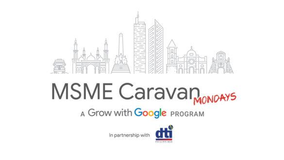 Google, DTI launch MSME Caravan Mondays to hone the digital skills of more small businesses