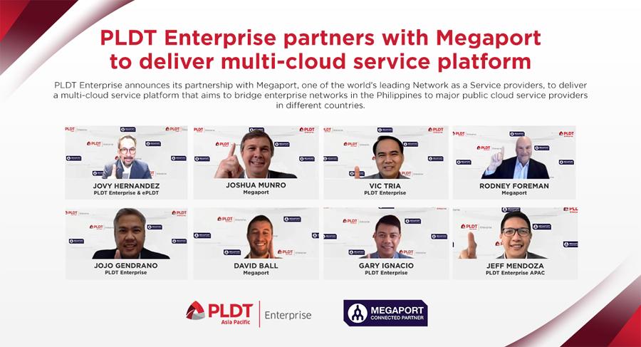 PLDT Enterprise partners with Megaport to deliver multicloud service platform