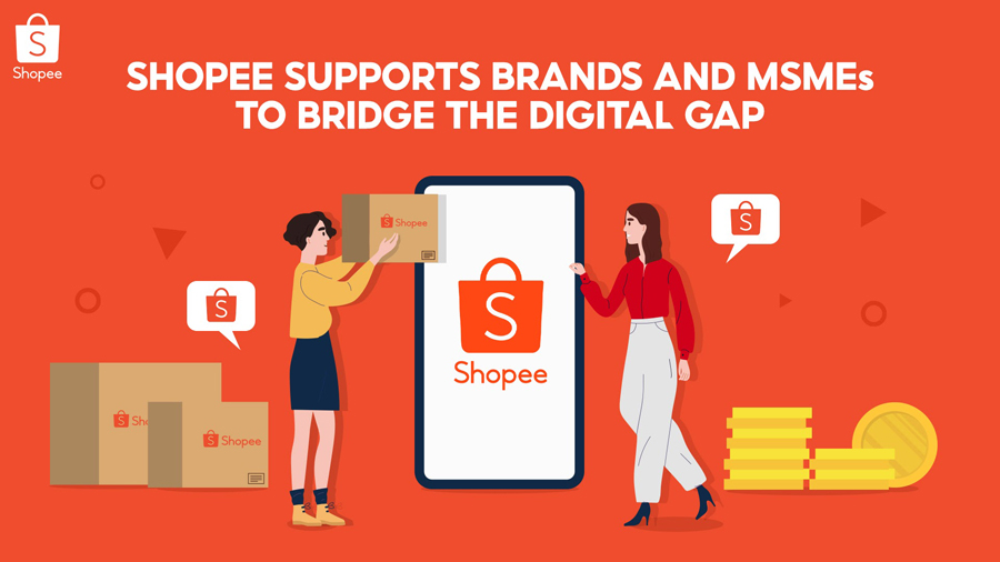Shopee Accelerates Adoption of the Updated DTI E-commerce Roadmap for Brands and MSMEs