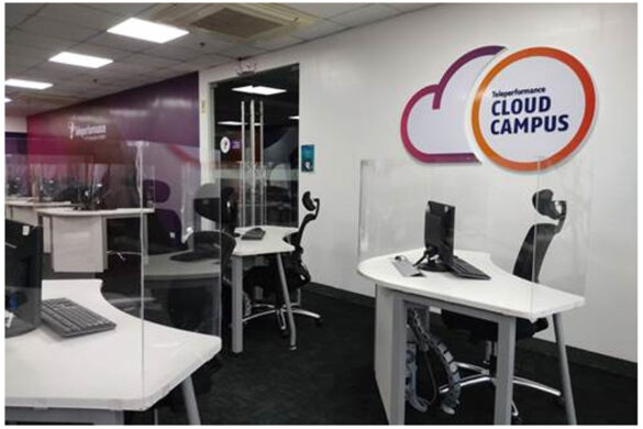 Teleperformance launches Cloud Campus hubs at Fairview and Aura sites