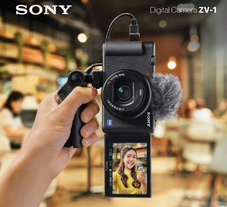 Sony offers total video solutions for everyone from beginners to professionals