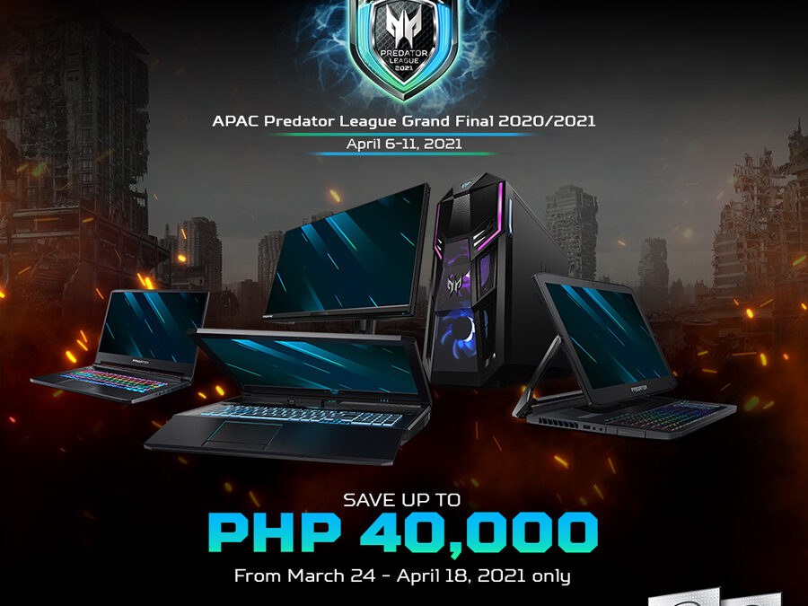 Exciting deals await fans and gamers on Predator League 2020/21 Grand Final