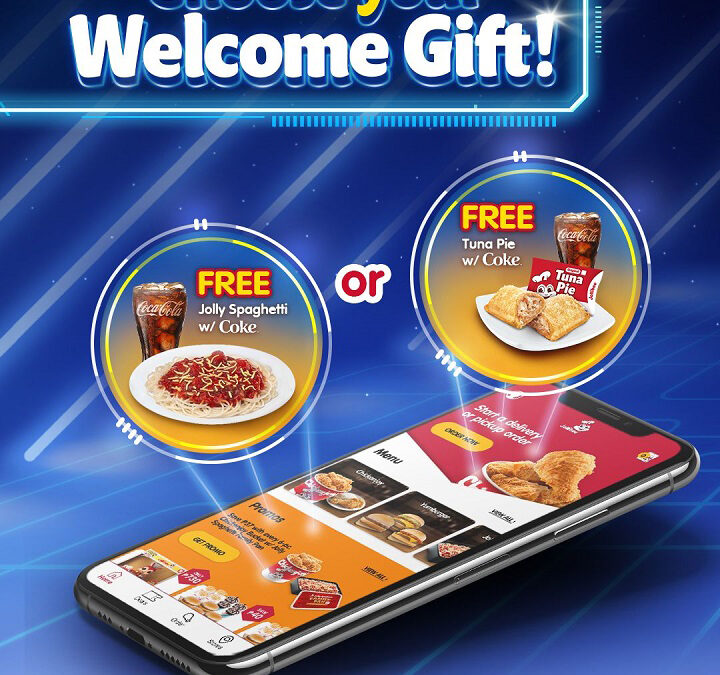 Experience more Joy with the Jollibee App!