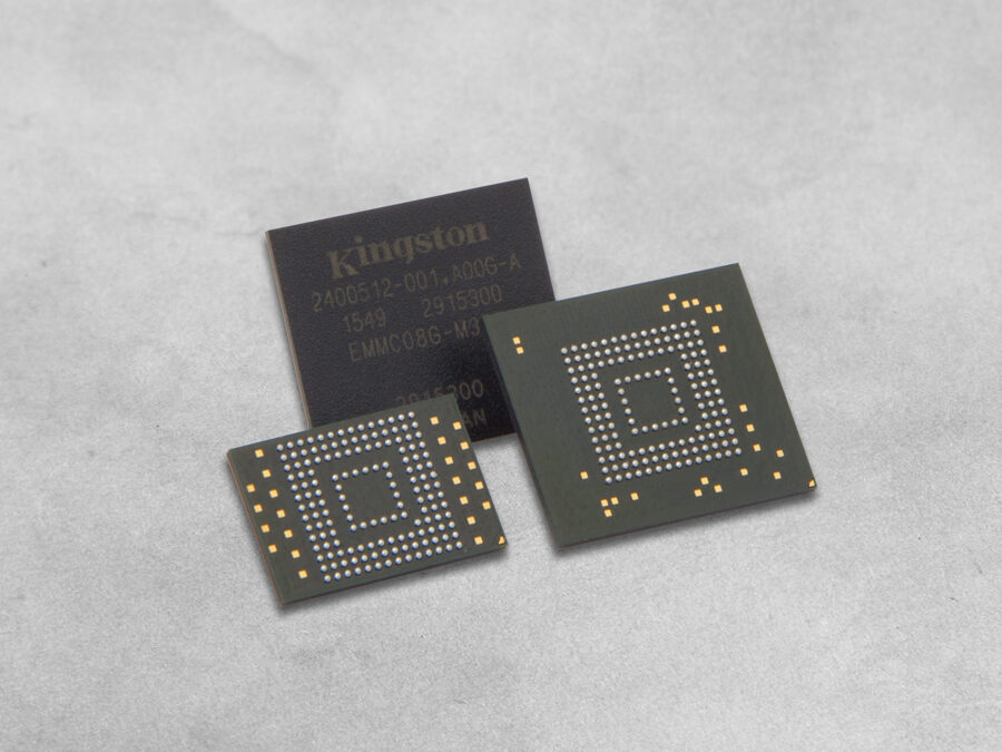 Kingston Partners with NXP® Semiconductors on i.MX 8M Plus Processors