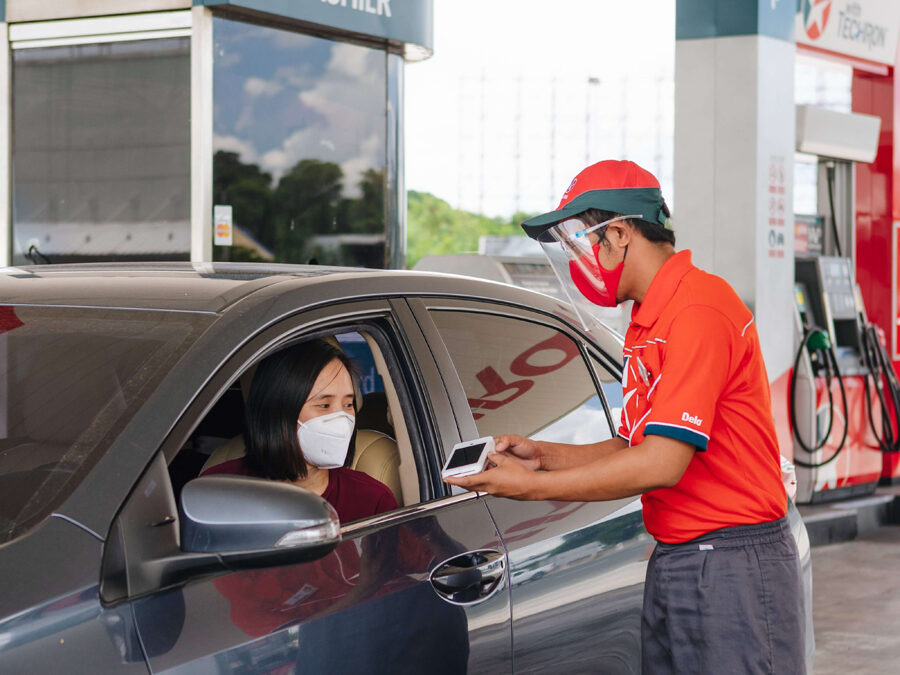 Caltex, PayMaya announce winners of P700k worth of prizes in #ScanToPay promo