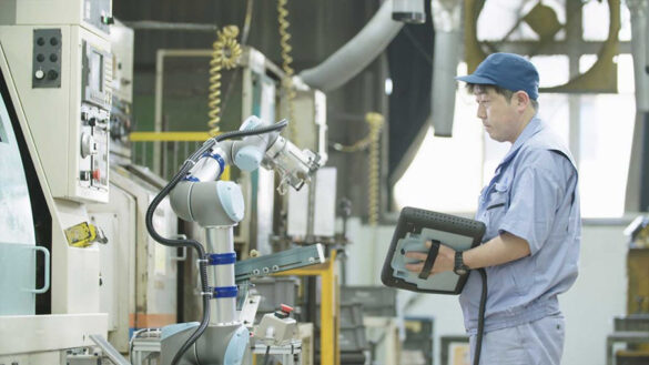Manufacturers See Collaborative Robots as Key Driver to Higher Productivity