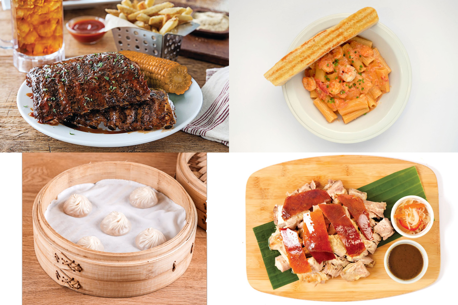 Discover new cuisines and flavors with GrabFood Taste the World!