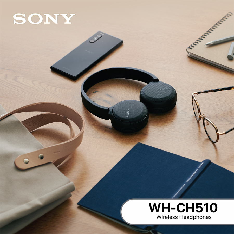 Sony's Work and Study from Home Essentials are the perfect companion to achieve full focus