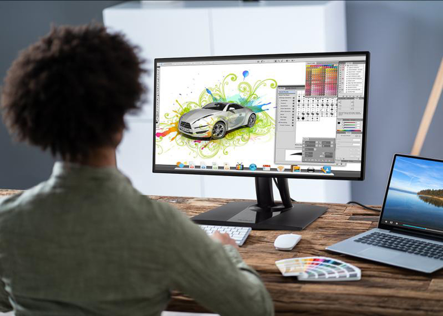 ViewSonic Launches the ColorPro VP68a Series of Professional Monitors