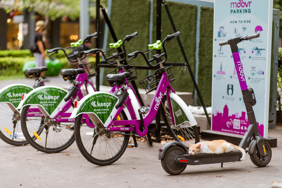BGC'S sustainability initiatives lead to less CO2 Emission, residual reduction & healthier city