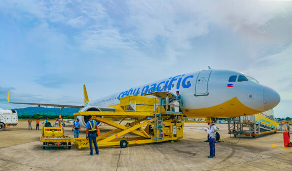 Cebu Pacific heeds call for faster vaccine rollout