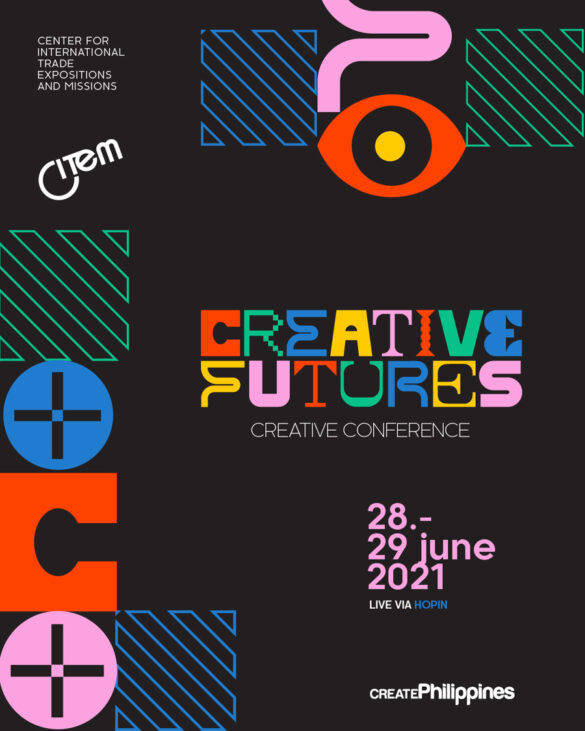 """""""Futures"""" for Philippine creative industries to be explored in upcoming digital conference"""