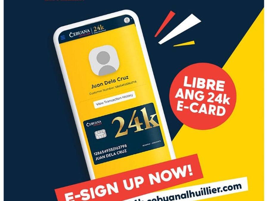 Basta 24k, K 'YAN! : Cebuana Lhuillier unveils more powerful and all-inclusive loyalty program