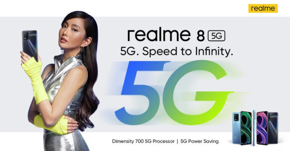 Gaming royalty Alodia Gosiengfiao captures infinite possibilities with realme and 5G connectivity
