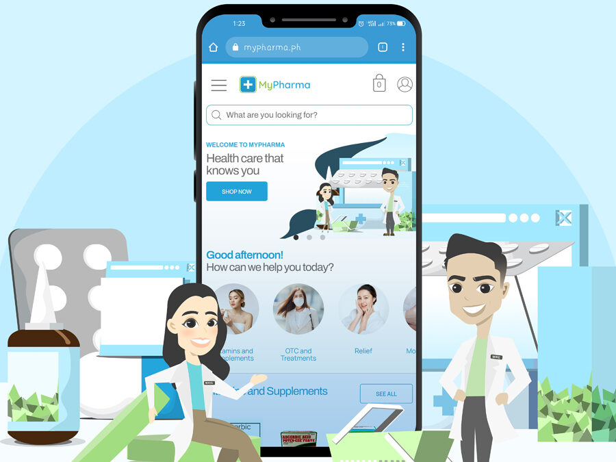MyPharma: Health Care that Knows You