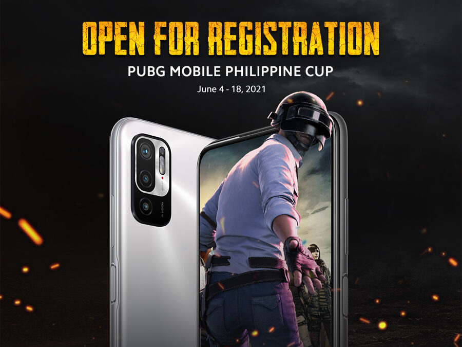 Challenge your boundaries at the PUBG Philippine Mobile Cup powered by Xiaomi's Redmi Note 10 5G