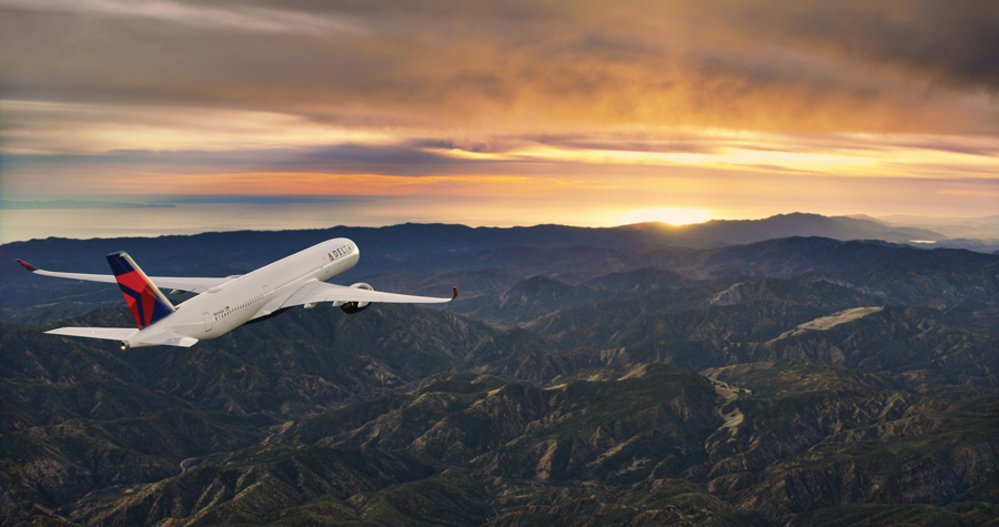 Delta launches Flight to Net Zero, signs partnership with CWT