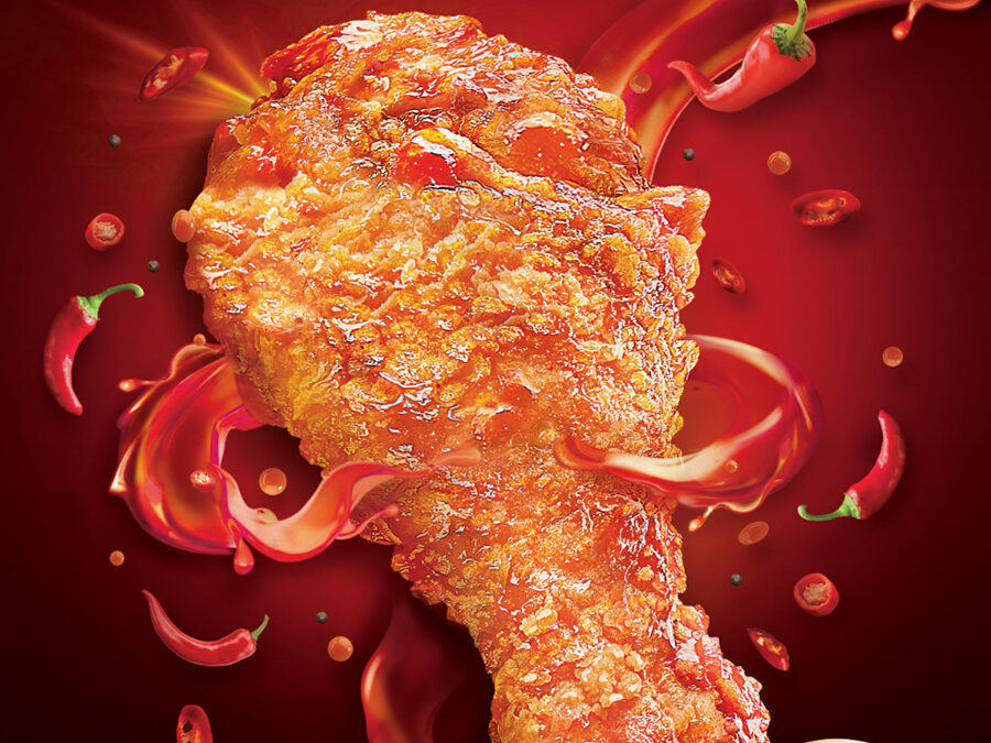 The Next Exciting Chicken Experience is here with Jollibee's new Sweet Chili Chicken