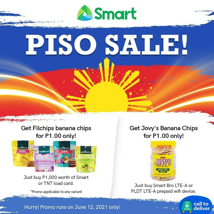 PLDT, Smart, Cignal and PayMaya team up with The SM Store for Freedom Sale