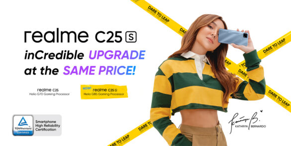 realme C25S launches in the PH on June 15, promises incredible upgrade at same price