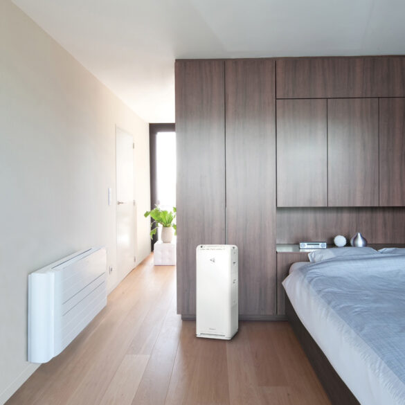 Daikin Air Purifier effective against Covid-19 making the air we breathe safer with Streamer Technology