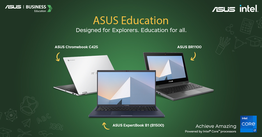 Asus Philippines, with Support from Edukasyon.ph, launches new Partnership Programs for the Education Ecosystem