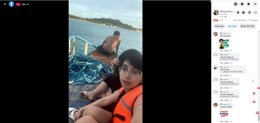 Smart's LTE, 5G rollout in Boracay stun vloggers, egamers and tourists