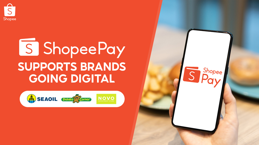 ShopeePay Helps Brands Transition to Digital Payments