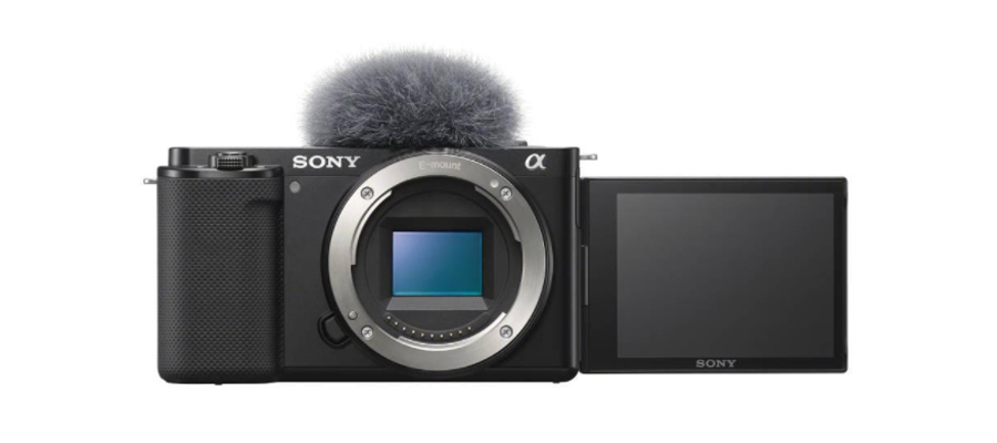 Sony Electronics Introduces the New Interchangeable-Lens Camera Alpha ZV-E10 for Creators