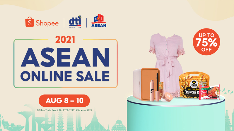 Shopee Partners with the Department of Trade and Industry to Launch its Second ASEAN Online Sale Day
